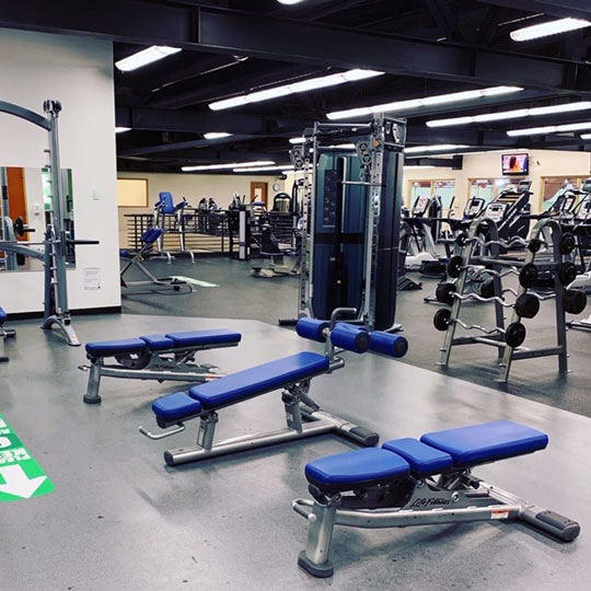 Achieve Fitness Studios at Rocky River Rec